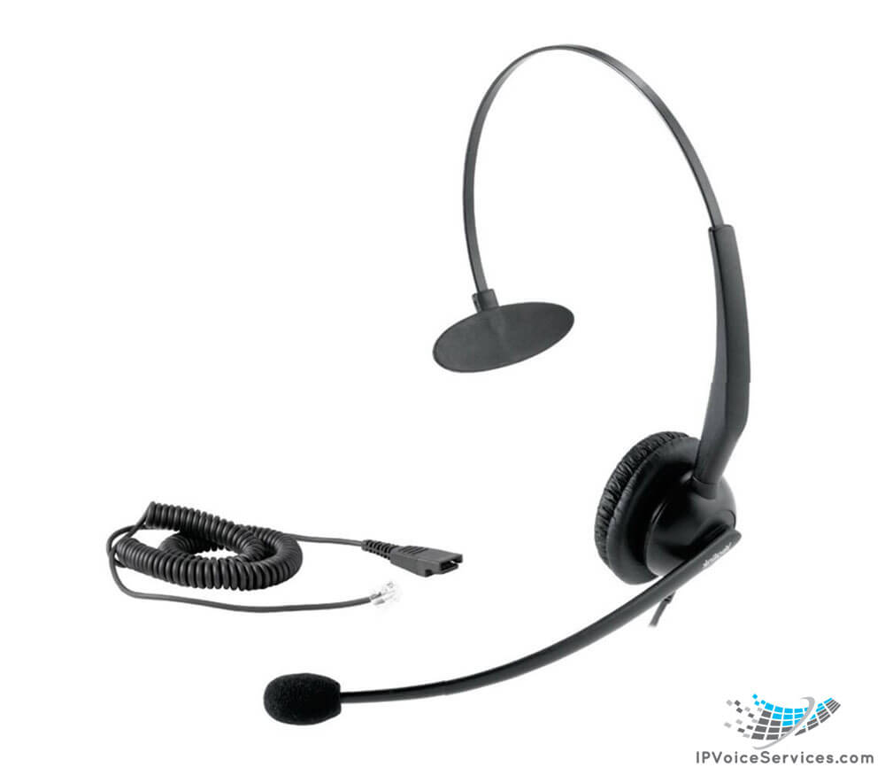 Yealink YHS32 Call Center Headset Right